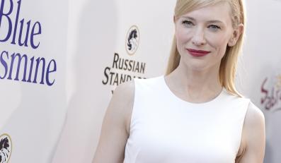 Cate Blanchett – królowa, elfica, gwiazda