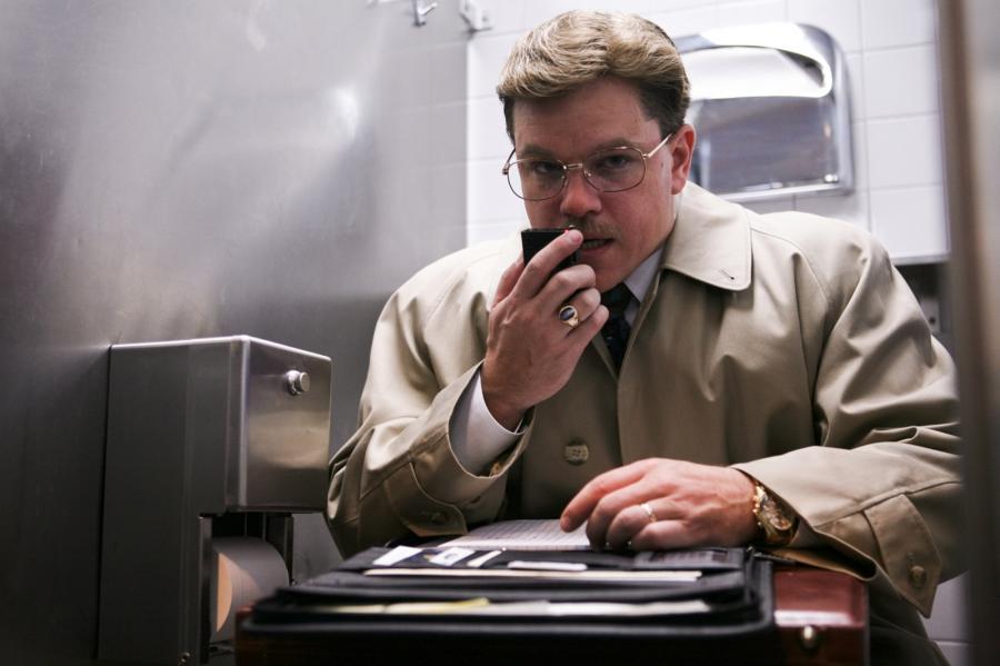 """Matt Damon jako """"Intrygant"""""""
