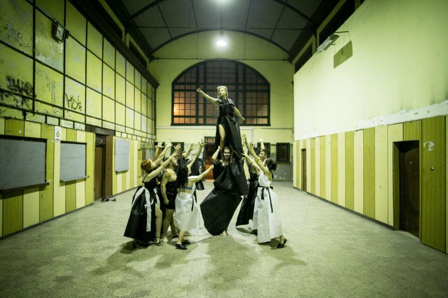Teatr Bezpański. Fot. B. Barczyk