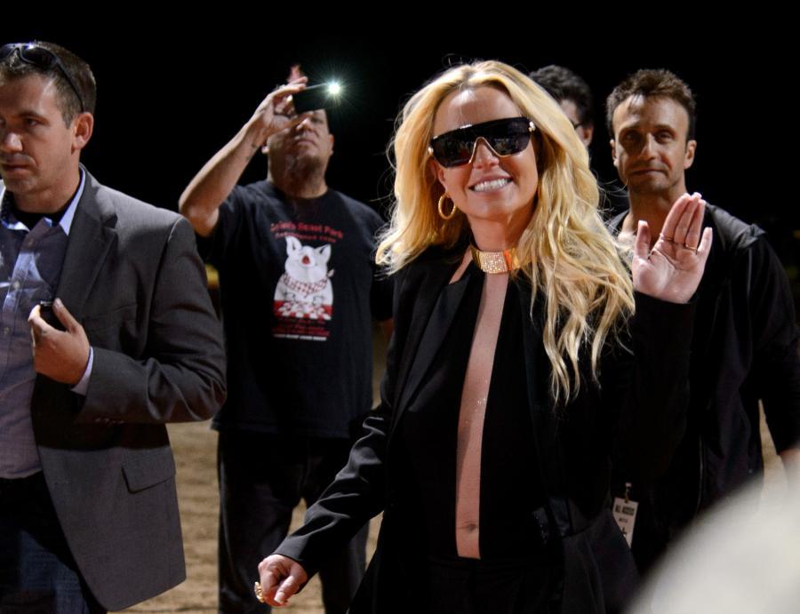 Britney Spears szykuje \