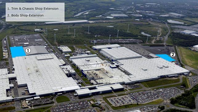 Fabryka w brytyjskim Sunderland