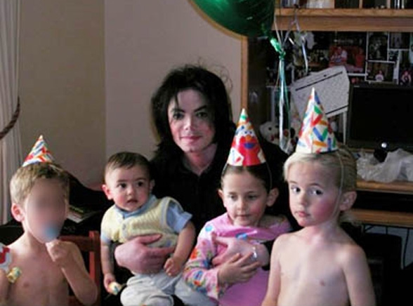 Jackson był dobrym ojcem?