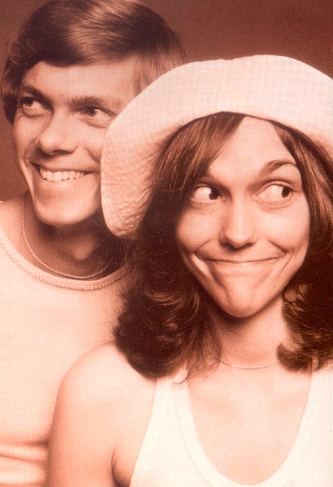 "7. The Carpenters – ""Close To You"" (po raz pierwszy nagrane przez Richarda Chamberlaina)"