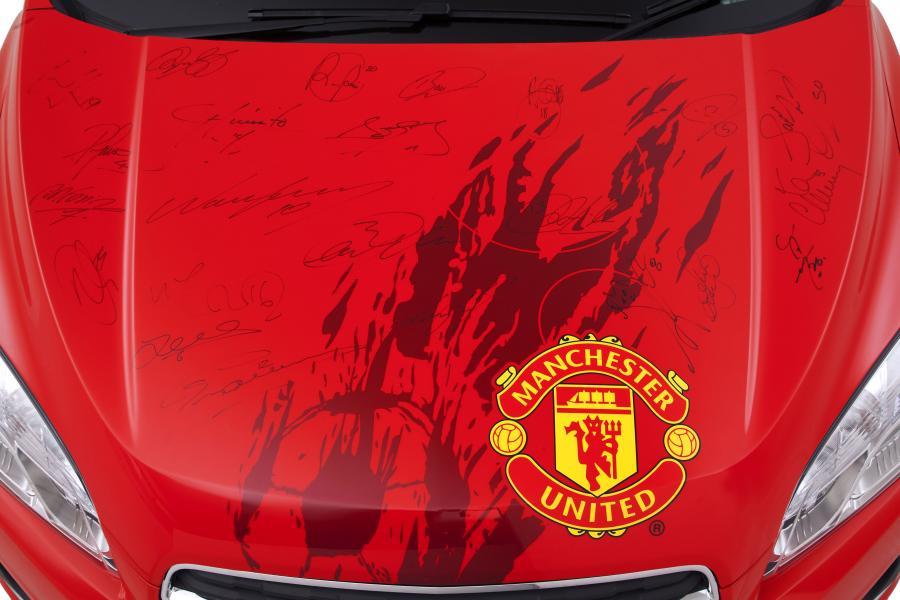 Manchester United i Chevrolet pomogą organizacji charytatywnej