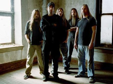 Grupa Lamb of God przyjeżdża do Polski