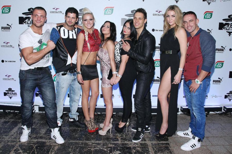 Ekipa z Warszawy - Warsaw Shore