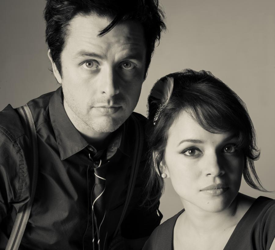 Billie Joe Armstrong i Norah Jones