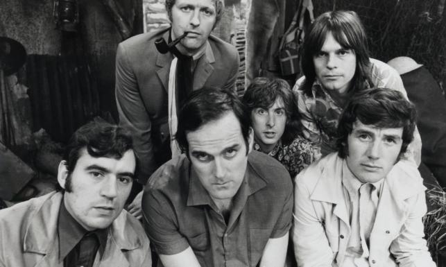 Monty Python jak za dawnych lat - ARCHIWALNE ZDJĘCIA!