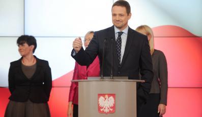 Nowy minister administracji i cyfryzacji Rafał Trzaskowski