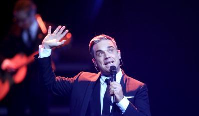Robbie Williams na szczycie UK Charts