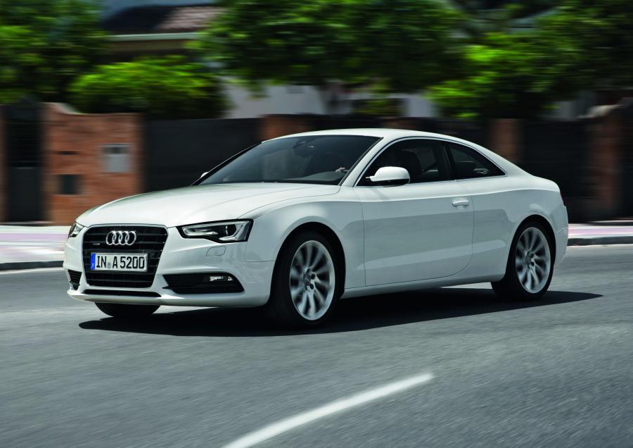 Audi A5 - zdjęcie poglądowe