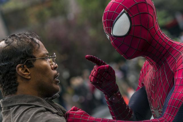 """1. """"Niesamowity Spider-Man 2"""""""