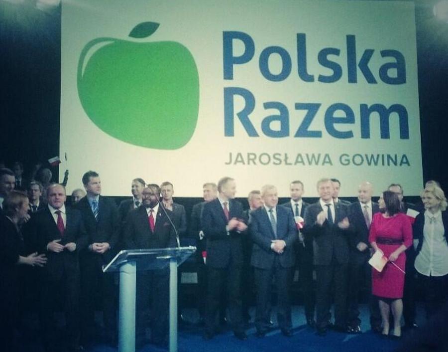 Nowa partia Jarosława Gowina
