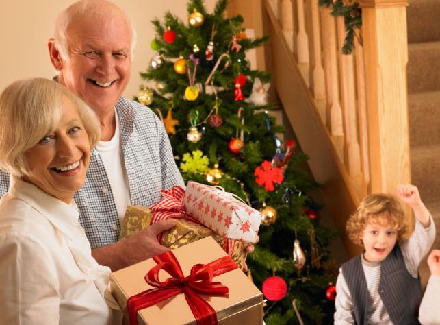 Gwiazdkowe prezenty dla babci i dziadka