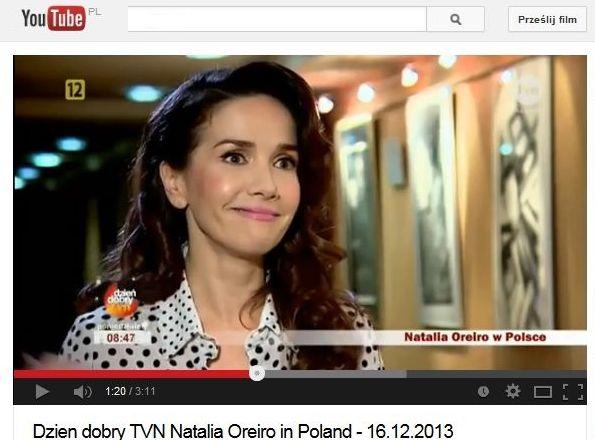 Natalia Oreiro W Polsce Jak Zmieniła Się Gwiazda