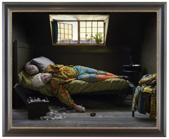 Fake Death Picture (The Death of Chatterton - Henry Wallis), 2011