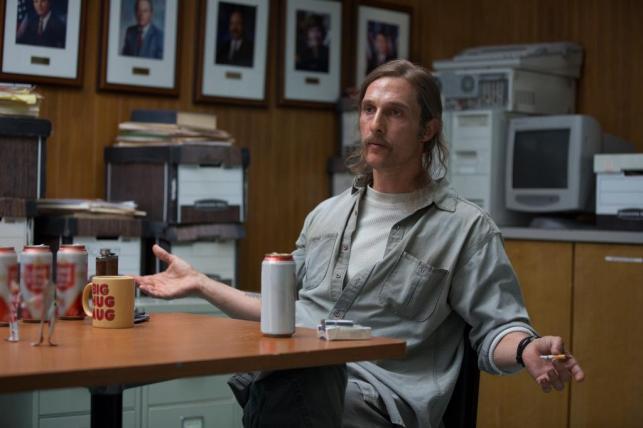 """Matthew McConaughey w seriali """"Detektyw"""""""