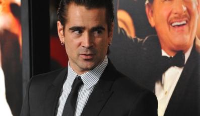 "Colin Farrell na premierze filmu ""Ratując pana Banksa"""