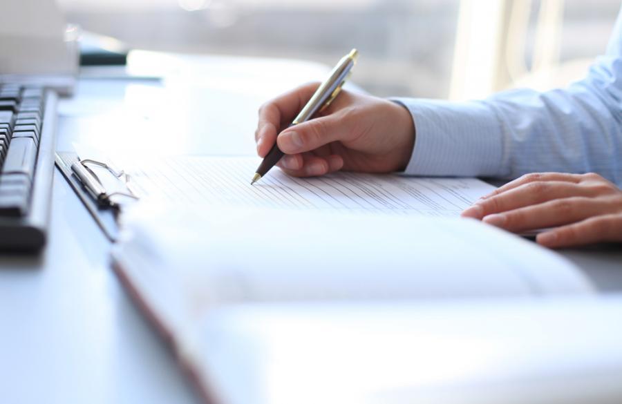 podpis umowa dokumenty