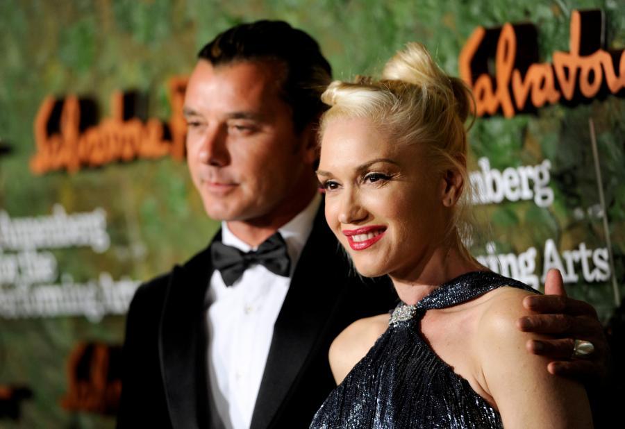Gavin Rossdale i Gwen Stefani będą mieli syna