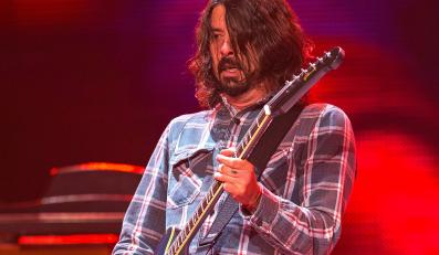 Dave Grohl na Grammy razem z Nine Inch Nails, Queens of the Stone Age i muzykiem Fleetwood Mac