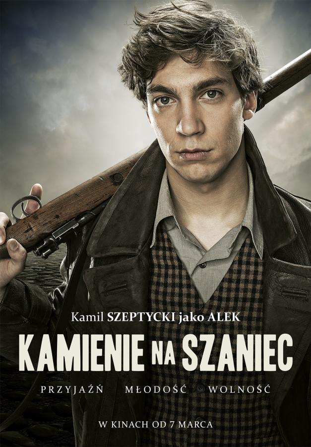 Kamil Szeptycki jako Alek