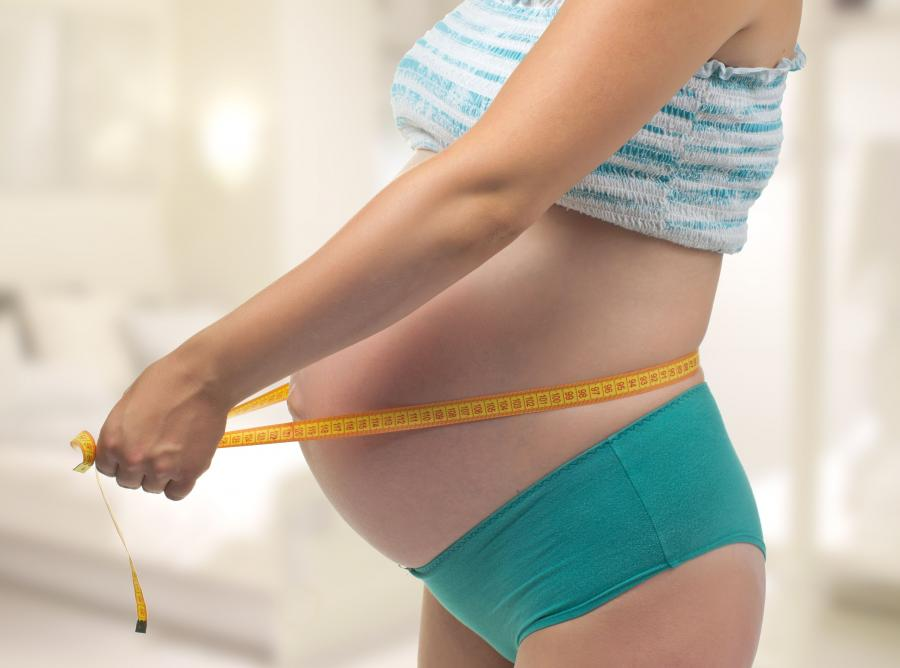 Dieta ciężarnej ma wpływ na to, czy dziecko będzie w przyszłosci otyłe
