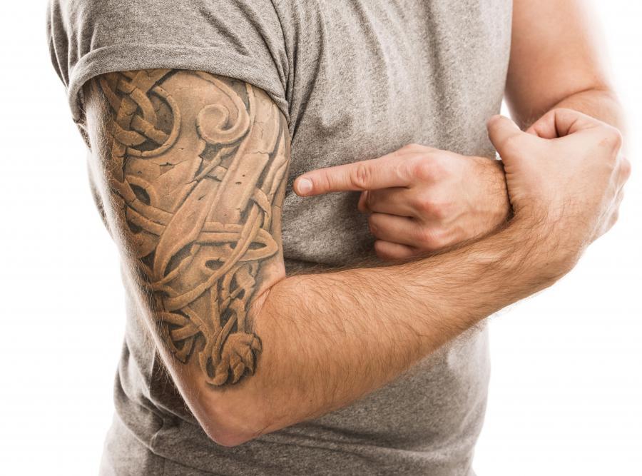 Co Dziesiąty Polak Ma Tatuaż Studia Tatuażu Coraz Częściej