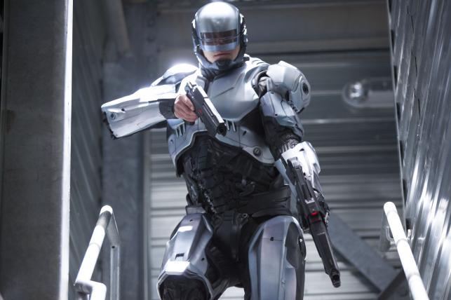 """""""RoboCop"""" w polskich kinach od 7 lutego 2013"""