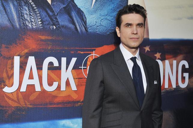 "Marcin Dorociński na premierze filmu ""Jack Strong"""
