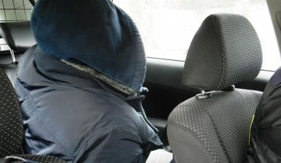 Kierowca mercedesa