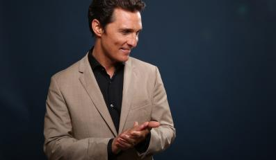 Matthew McConaughey – od amanta do Oscara