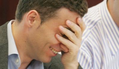 Bruno: Ciekawe, czy Olejniczak goli klejnoty