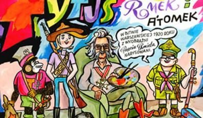 Nowe przygody Tytusa, Romka i A'Tomka