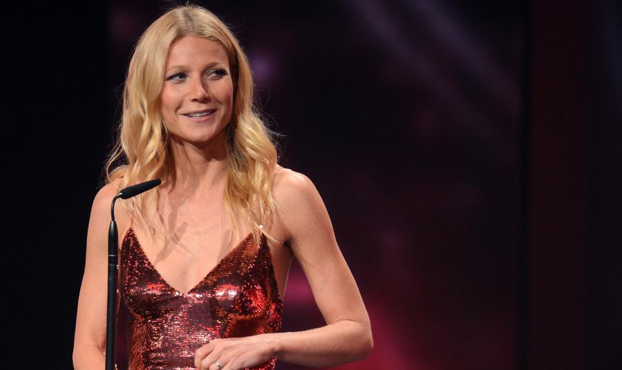 "Gwyneth Paltrow śpiewa ""Happy"" Pharrella Williamsa"
