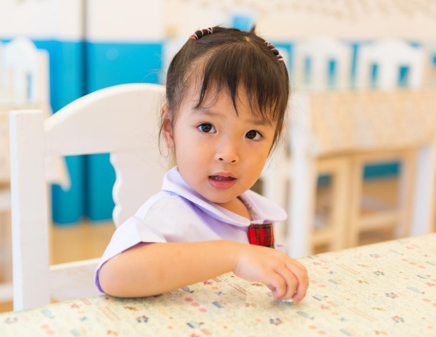Dziewczynka Chinka
