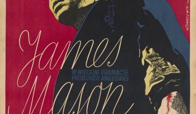 Henryk Tomaszewski, Niepotrzebni mogą odejść, plakat filmowy, 1947