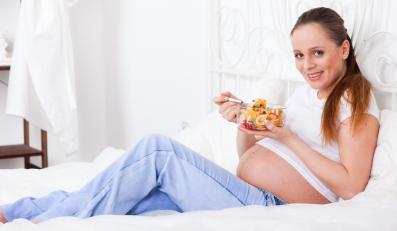 Zdrowa dieta kobiety w ciąży