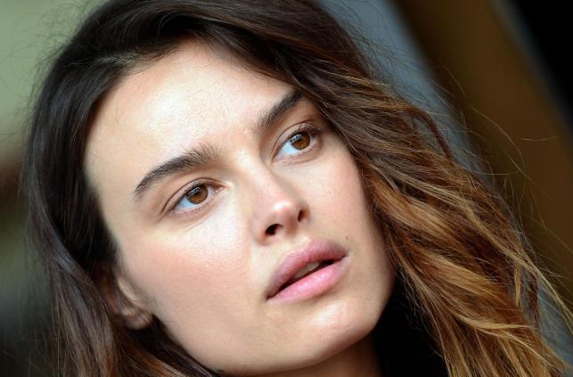 Śliczna Kasia Smutniak promowała w Rzymie swój nowy film