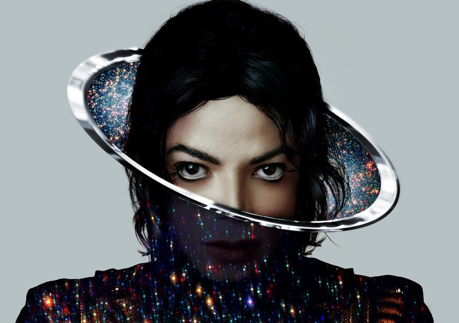 Michael Jackson na okładce albumu \