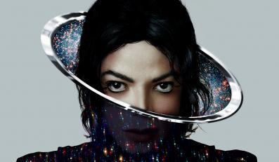 Michael Jackson na okładce albumu Xscape