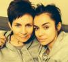 Natalia Siwiec z mamą