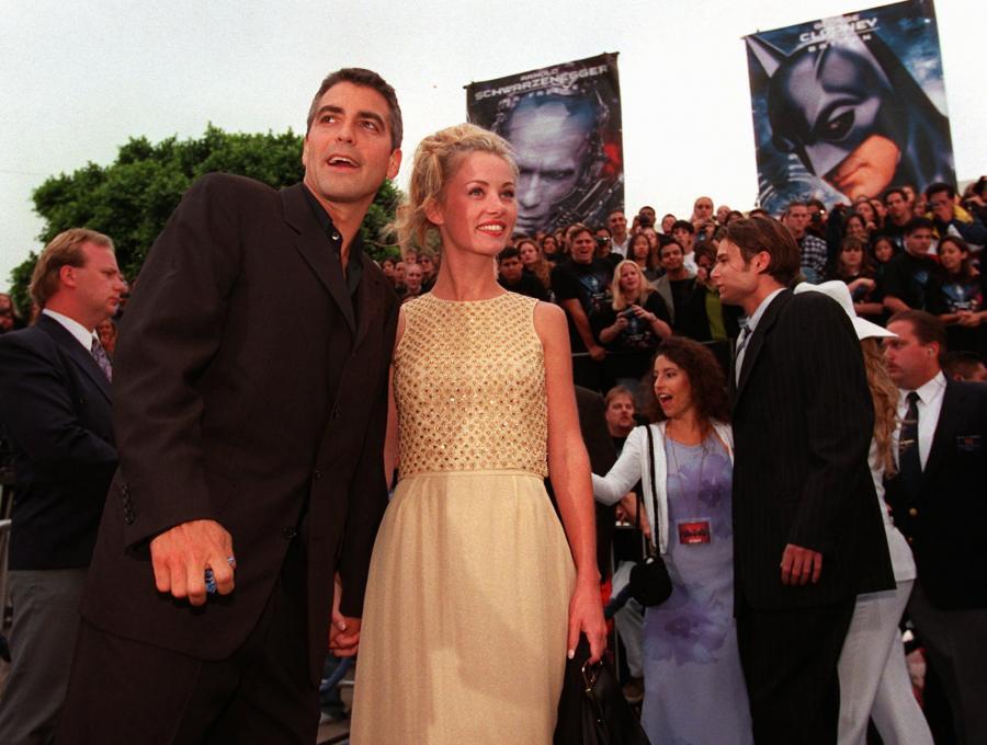 George Clooney i Celine Balitran