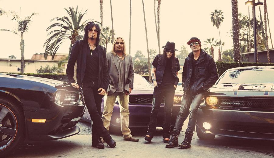 Mötley Crüe schodzi ze sceny