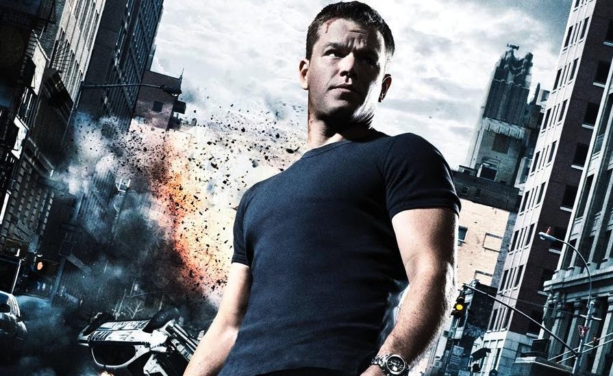 Jason Bourne wraca do akcji