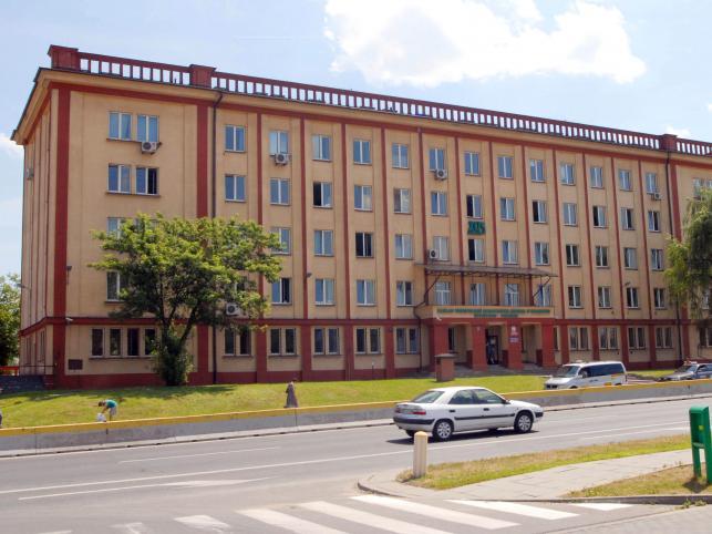 Siedziba ZUS na ul.Zakopiańskiej w Krakowie