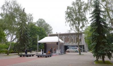 Przygotowania do pogrzebu generała Jaruzelskiego