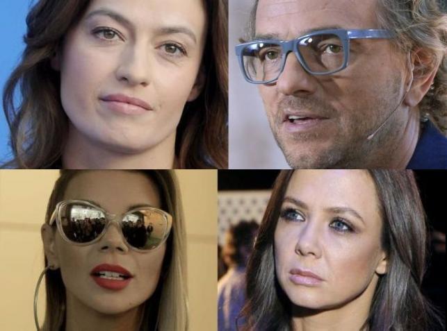 Magdalena Różczka, Piotr Najsztub, Edyta Górniak, Kinga Rusin
