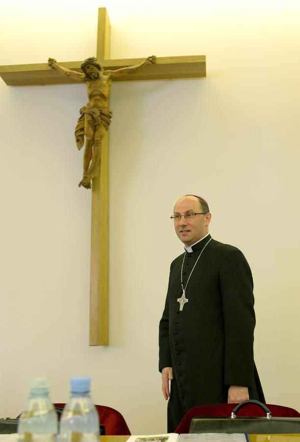 Nowy prymas Polski arcybiskup Wojciech Polak
