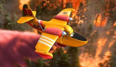 """Samoloty 2"" –udane drugie podejście"